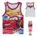 Disney Pixar Car Cartoon Tee 汽车总动员卡通上衣 (Design 22)
