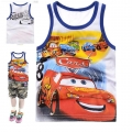 Disney Pixar Car Cartoon Tee 汽车总动员卡通上衣 (Design 27)