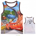 Disney Pixar Car Cartoon Tee 汽车总动员卡通上衣 (Design 35)