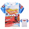 Disney Pixar Car Cartoon Tee 汽车总动员卡通上衣 (Design 36)