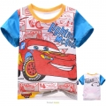 Disney Pixar Car Cartoon Tee 汽车总动员卡通上衣 (Design 38)