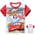 Disney Pixar Car Cartoon Tee 汽车总动员卡通上衣 (Design 40)