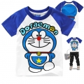 Doremon Cartoon Tee 叮当猫卡通上衣 (Design 9)
