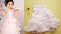 Europe Style Layers Princess Pink Dress 欧式多层纱裙-粉色