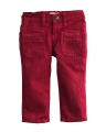 GAP Red Denim Jeans 女生牛仔裤【红】