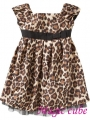 GAP Leopard Spots Brown Dress 经典豹纹贵族连衣裙(PRICE REDUCED!)