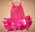 Girl Ballet Dress ~ Dark Pink 深粉色芭蕾舞裙