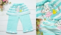 Girl Sweet Bunny Blue Skirt Legging 纯棉小兔裙裤