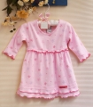 Guess Sweet hearts Pink Dress 小女生粉色洋装