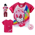 Hello Kitty Cartoon Tee 卡通上衣 (Design 3)
