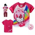 Hello Kitty Cartoon Tee 卡通上衣 (Design 3)