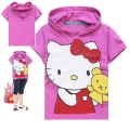 Hello Kitty Cartoon Tee 卡通上衣 (Design 17)