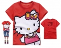Hello Kitty Cartoon Tee 卡通上衣 (Design 23)