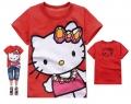 Hello Kitty Cartoon Tee 卡通上衣 (Design 23)