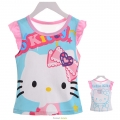 Hello Kitty Cartoon Tee 卡通上衣 (Design 26)