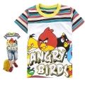 HotPet Angry Bird Cartoon Tee 卡通愤怒的小鸟纯棉上衣(Design 2)