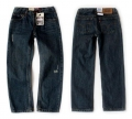 LEVIS Slim Straight Blue Jeans 休闲牛仔裤