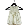 MINI BODEN Roses White Tutu Dress 女童花朵款灯笼裙