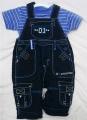 M&CO No.1 Blue Overalls Set 蓝色背带裤套装