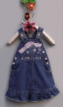 Mackays Daddy's Girl Overalls Dress 辫子姑娘背带裙