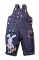 Mackays Litle Bunny Soft Jeans Overalls 可爱小兔背带裤