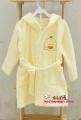 Mom&Baby Yellow Duckling Bath/Sleeping Robe 黄色小鸭浴袍/睡袍