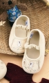 Mothercare Bear Khakis Shoe 小熊刺绣鞋鞋