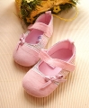 Mothercare Butterfly Knot Pink Shoe 蝴蝶结鞋鞋