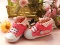 Mothercare Cutie Pink Shoe 心心贴布绣鞋鞋