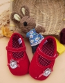Mothercare Kitten Red Shoe 立体小猫猫鞋鞋