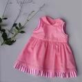Mothercare Pink Dress  翻领粉色洋装