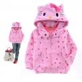 NINSMODA Hello Kitty Pink Jakcet 粉红色满身印花造型衣 (Design 3)