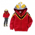 NINSMODA Ultraman Red Jacket 红色奥特曼造型衣