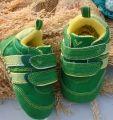 Next Green Sporty Crib Shoe 绿色男生鞋