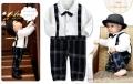 Nissen Smart Tuxado Romper造型 西装哈衣