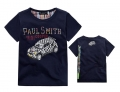 Paul Smith Mini Cooper Blue Tee 蓝色汽车印花纯棉短袖