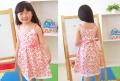 Pagel Blossoms Dress 樱花吊带款连衣裙