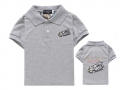 Paul Smith Mini Cooper Grey Collar Tee 灰短袖