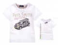 Paul Smith Mini Cooper White Tee 白色汽车印花纯棉短袖