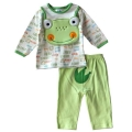 Pretty Kibo Frog 3 Pcs Set 可爱青蛙3件套