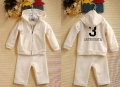 RALPH LAUREN White No.3 2 Pcs Set 3号套装【白】