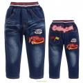 SCB Pixar Car Denim Jeans 汽车总动员纯棉牛仔长裤 (Design 7)