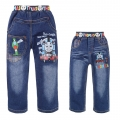 SCB Thomas Train Long Jeans 火车头纯棉洗水牛仔长裤 (Design 3)