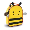 SKIP HOP ~ Zoo Lunchies Insulated Bag (BEE)