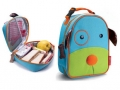 SKIP HOP ~ Zoo Lunchies Insulated Bag (DOG)