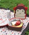 SKIP HOP ~ Zoo Lunchies Insulated Bag (MONKEY)