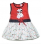 Snoopy Hearts Red Dress 小心心红色洋装
