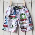 THOMAS TRAIN Boxer Pant 火车沙滩裤