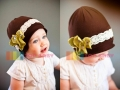 TOP BABY Cotton Hat (Design 1)