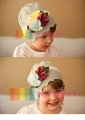 TOP BABY Cotton Hat (Design 3)